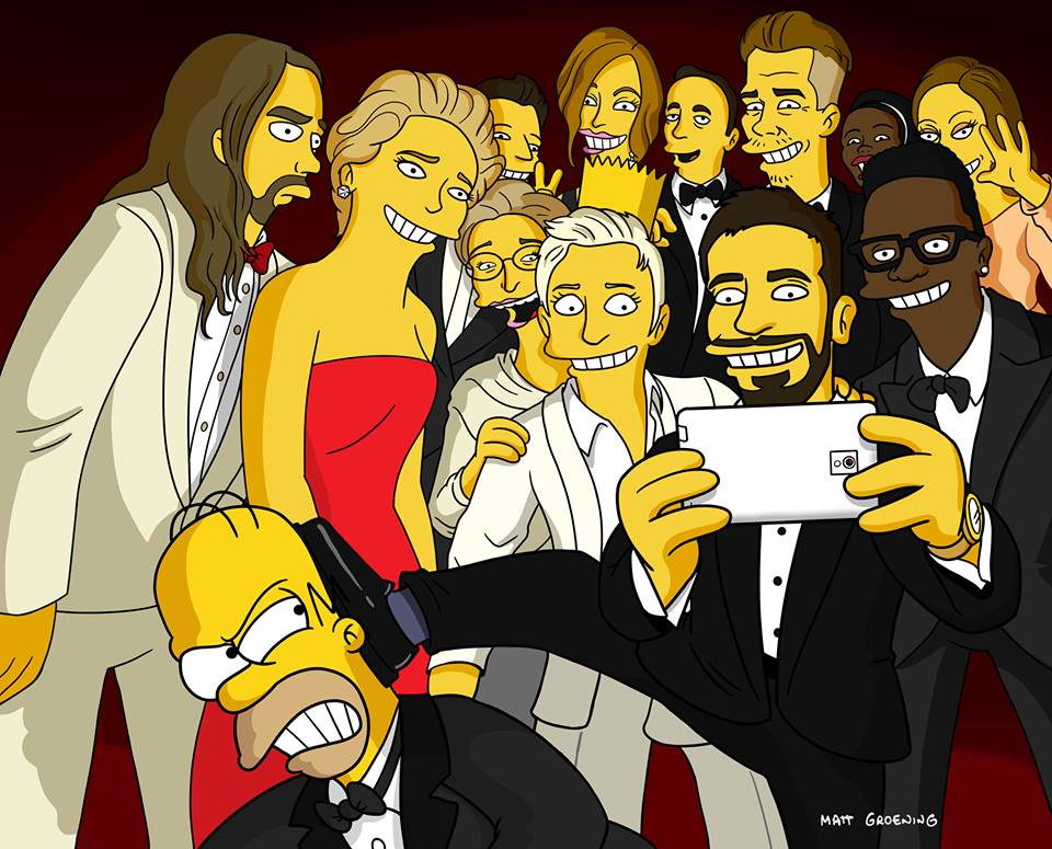 Simpsons_Selfie_Oscar